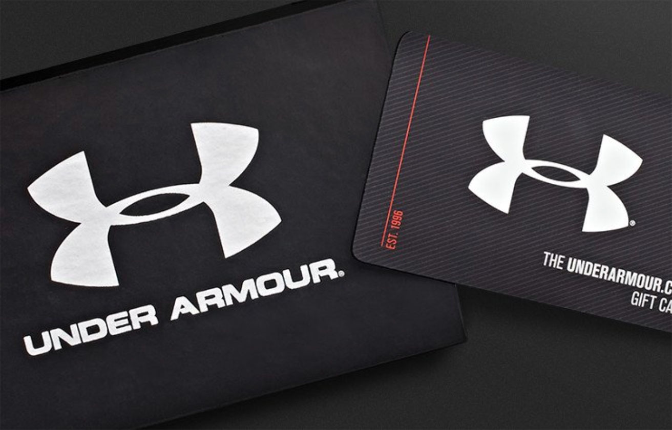 Ruina Peatonal Marchito  Under Armour Gift Cards & Gift Certificates | US